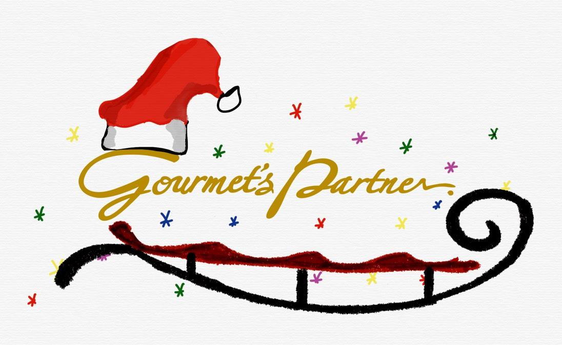 GOURMET'S PARTNER MERRY CHRISTMAS  and HAPPY2019
