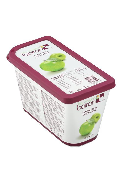 冷凍青蘋果果泥(含糖)<br/>FZ GREEN APPLE PUREE<br/>示意圖
