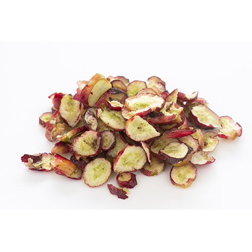 冷凍乾燥葡萄片<br/>FREEZE-DRIED GRAPES RED SLICE<br/>示意圖