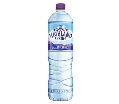 高地之泉礦泉水<br/>HIGHLAND SPRING STILL WATER PET<br/>示意圖