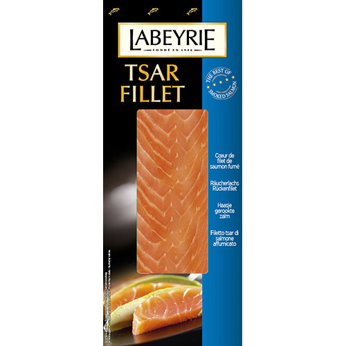 LABEYRIE燻鮭菲力<br>LABEYRIE TSAR FILLET  |海鮮|加工海鮮