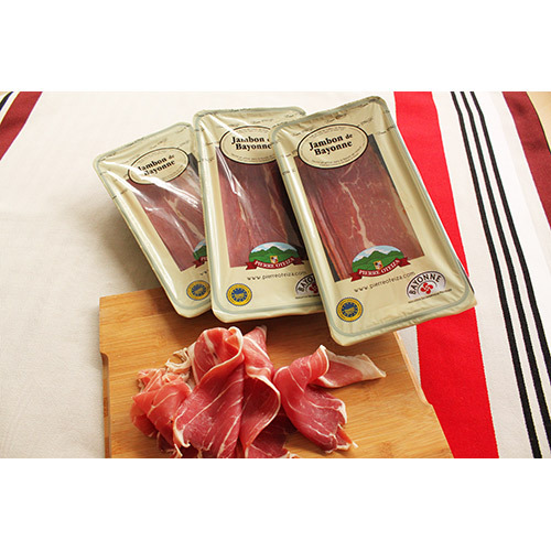 拜雍切片生火腿<br/>BAYONNE HAM SLICED IN  PACK<br/>  |肉品|火腿